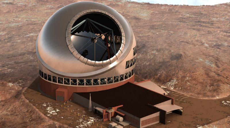 Alistan en Hawai el telescopio solar más potente del mundo