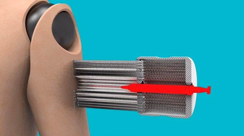 El James Dyson Award premia a un invento español que combate el miedo a la agujas