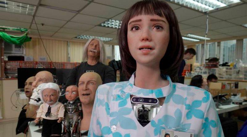 Ella es Grace, la primera enfermera robot que atenderá pacientes con Covid-19