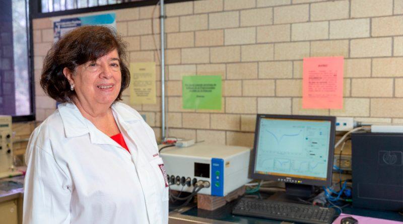 Otorgan Premio Nacional de Electroquímica a investigadora del IPN