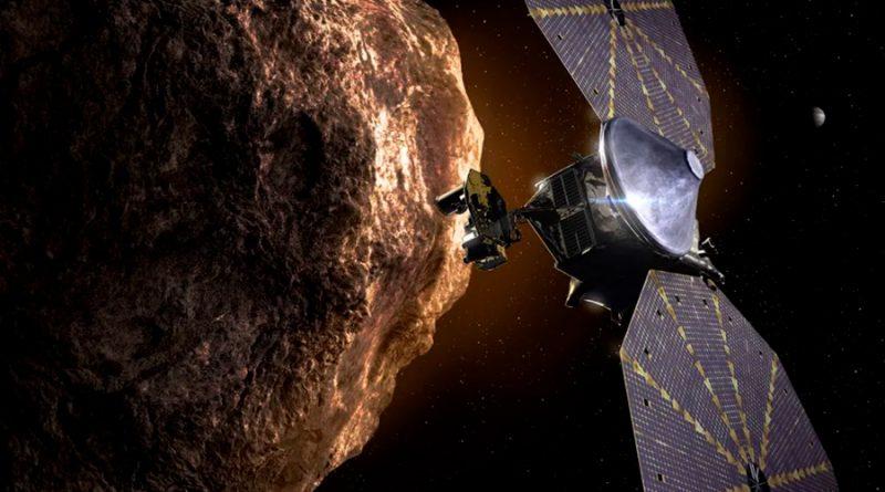La NASA enviará al espacio nave con una cápsula del tiempo