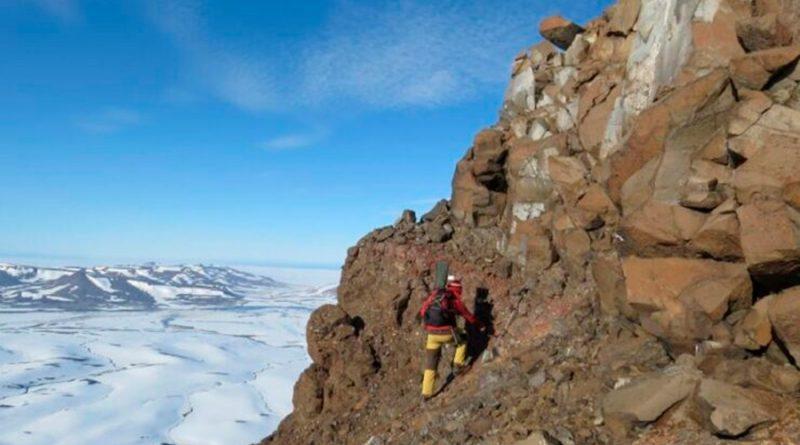 Una oleada volcánica estrechó los mares hace 56 millones de años
