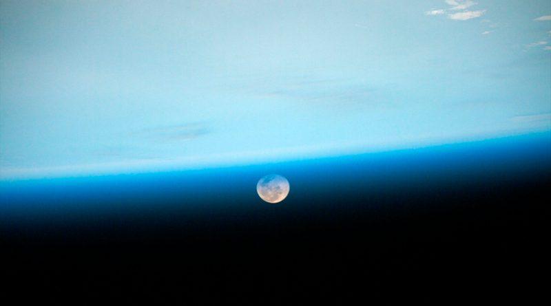 Descubren que la radiación en la Luna es 200 veces más fuerte que en la Tierra