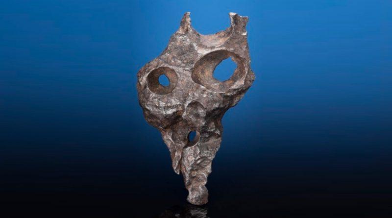 Un museo de Maine en EU exhibirá un gran trozo de roca proveniente de Marte