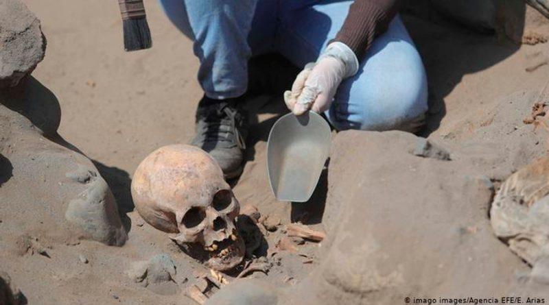 Hallan en Israel nueva especie de hombre prehistórico