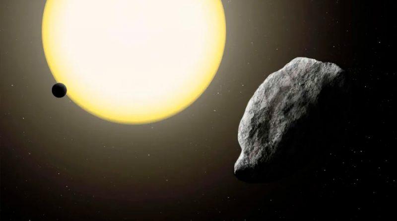 Este asteroide recién descubierto es el más rápido del sistema solar; en 113 días da la vuelta al Sol