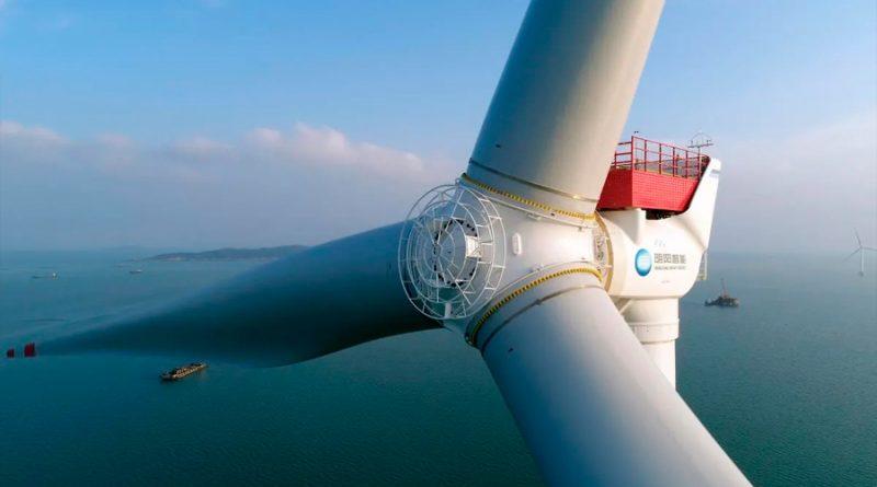 La turbina más alta del mundo mide más del doble que la Estatua de la Libertad, y suministrará luz a 20.000 hogares