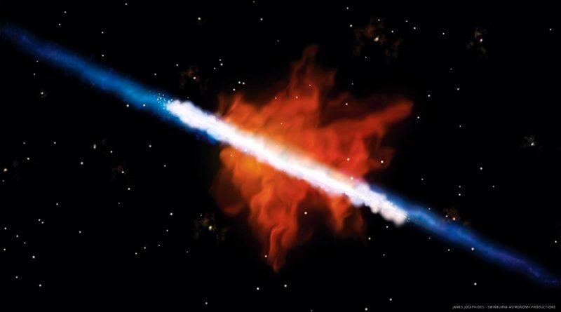 Una investigación revela cómo la formación de estrellas contamina el cosmos