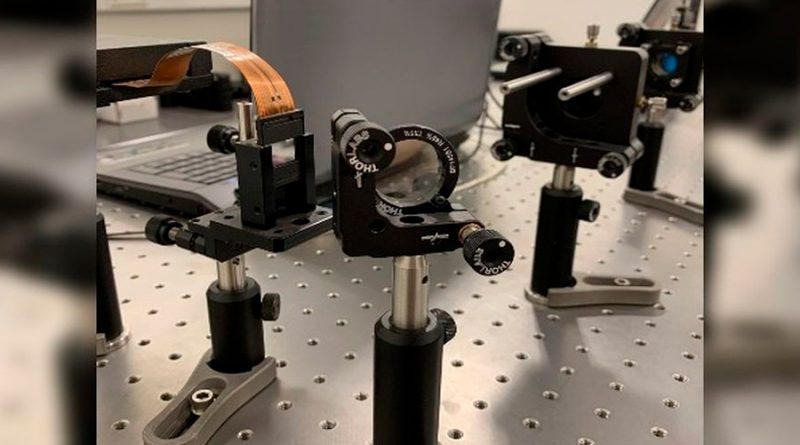 Físicos chilenos desarrollan una herramienta para manipular objetos microscópicos con la luz