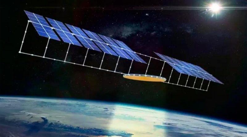 Los paneles solares desplegables llegarán a la Luna