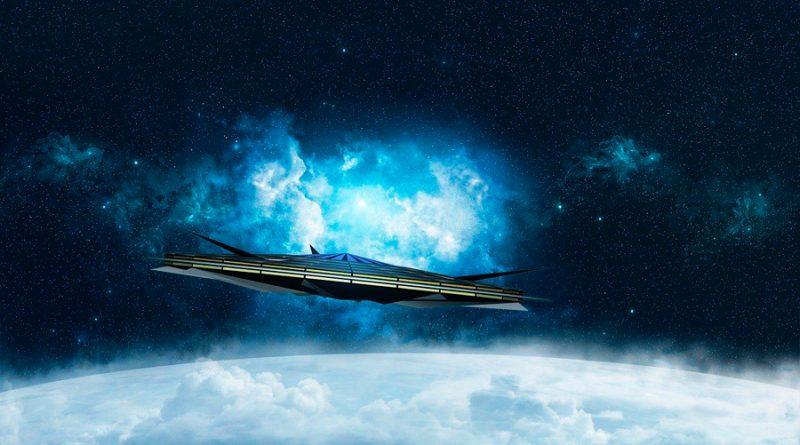 China busca científicos para proyecto de nave espacial que podría medir 1 km