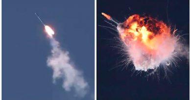 El cohete Alpha de Firefly Aerospace explotó durante su lanzamiento de prueba