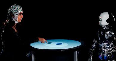 Mirada directa de un robot influye en la toma de decisiones