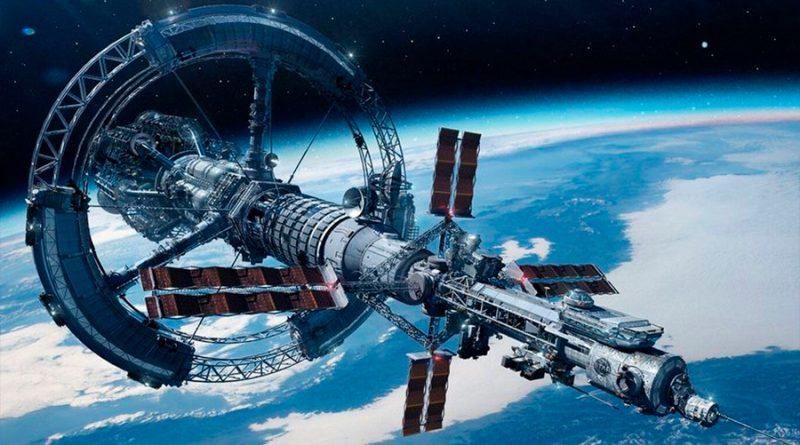China quiere construir una titánica nave espacial de kilómetros de largo