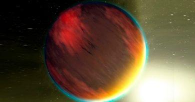 Descubren un mundo alienígena gigante e infernal