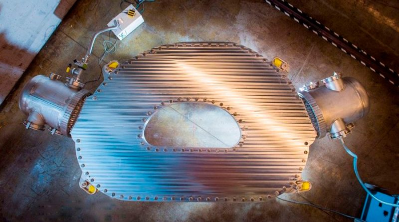 Un nuevo superimán allana el camino para las centrales de fusión