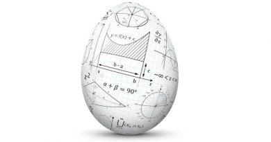 """Descubren una ecuación matemática para describir la """"forma perfecta"""" del huevo"""
