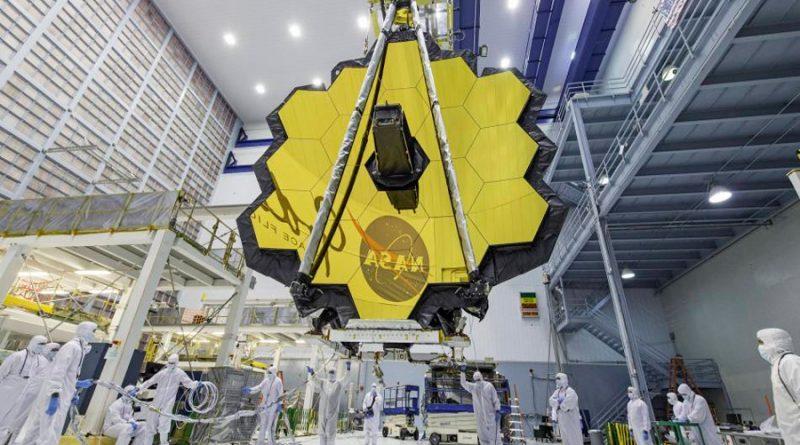 Confirman fecha de lanzamiento del telescopio espacial James Webb
