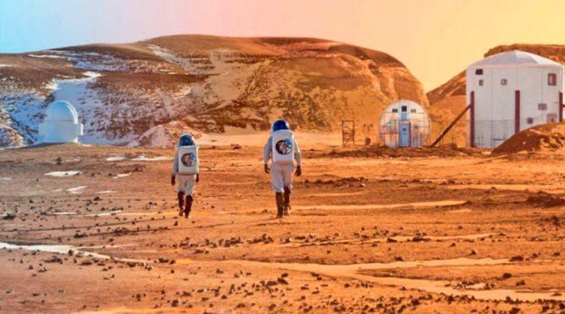 Calculan cuánto tiempo sobreviviría un humano en una misión tripulada a Marte