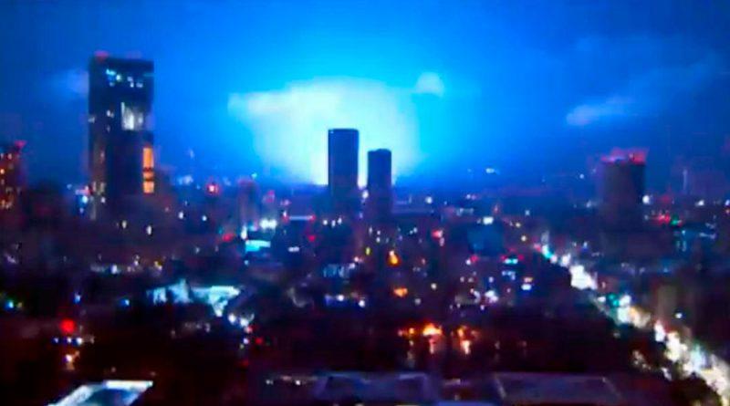¿Qué hay detrás de las luces observadas durante el terremoto en México?