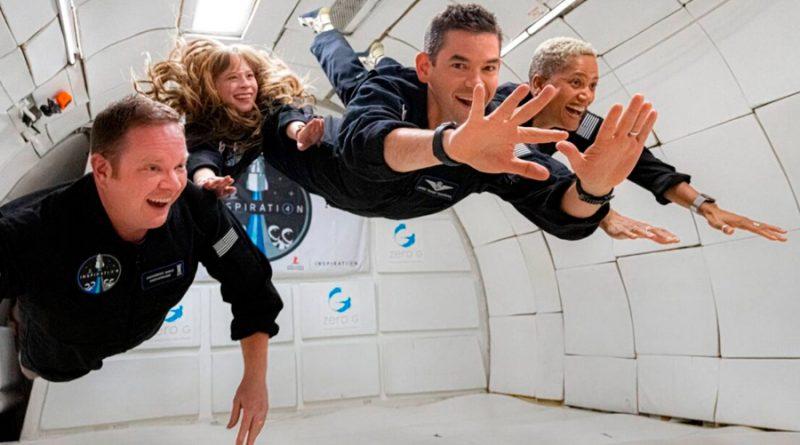 SpaceX lanzará sus primeros civiles al espacio el miércoles 15
