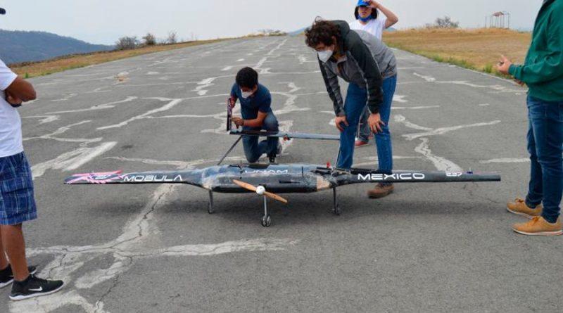 La UNAM gana premio internacional por diseño de aeronave