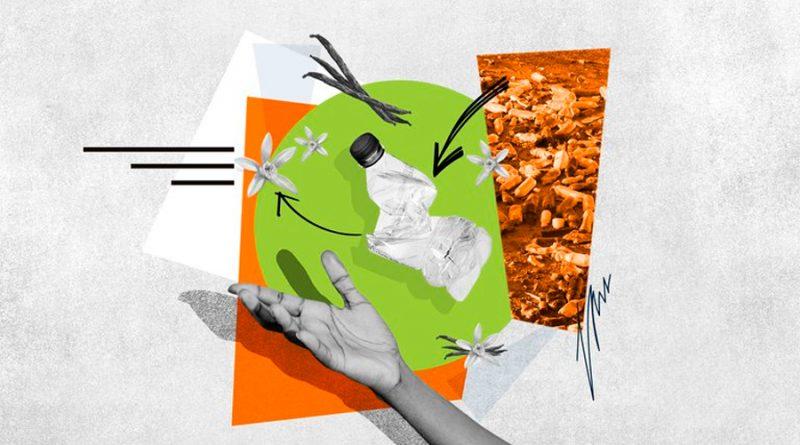 Química verde: cómo trabajan los científicos que lograron convertir residuos plásticos en saborizante de vainilla