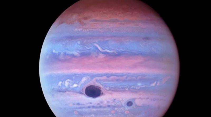 Astrónomo captó el momento en el que una roca impacta en Júpiter