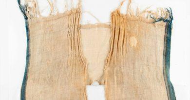 Una tela mortuoria egipcia de 4,000 años tiene una cualidad que sorprende a los científicos