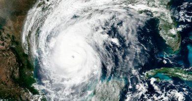 Nuevo modelo para predecir huracanes en el Golfo de México