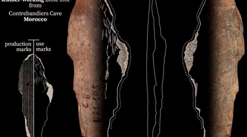 Científicos descubren que los antiguos humanos ya fabricaban ropa hace 120 mil años