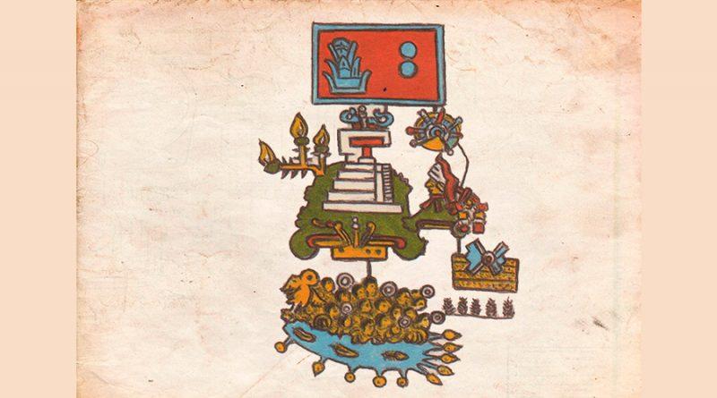 Los pictogramas son los primeros relatos escritos sobre terremotos en el México prehispánico