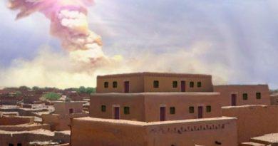 Un impacto cósmico destruyó una antigua ciudad en el Valle del Jordán