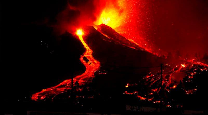 Medio centenar de volcanes está en erupción en el mundo