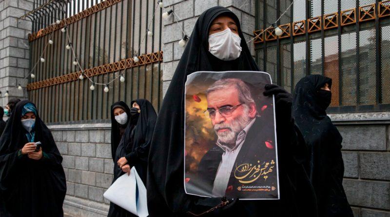 El científico iraní y la máquina operada a control remoto que lo mató en menos de un minuto