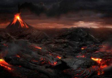 Volcanes: ¿qué le pasaría si toca la lava directamente?