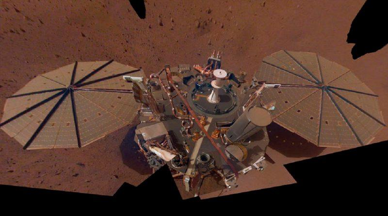 Robot de la NASA registra tres grandes terremotos en Marte: el último de 90 minutos