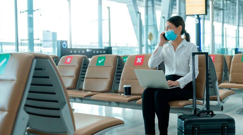 Viajar en avión es seguro y el riesgo de contagio por covid mínimo: estudio