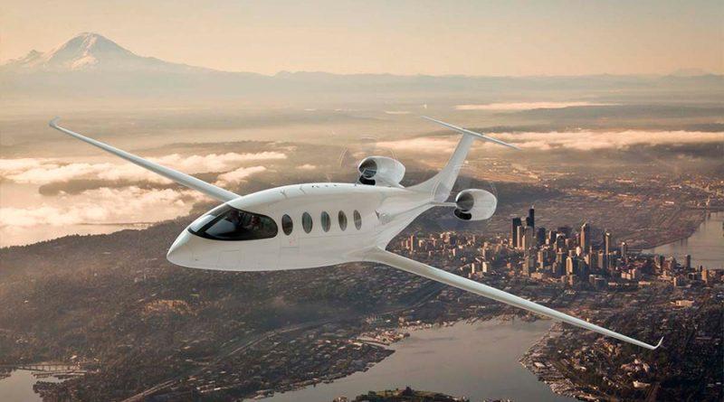 Alice: así es el avión 100% eléctrico que volará este 2021