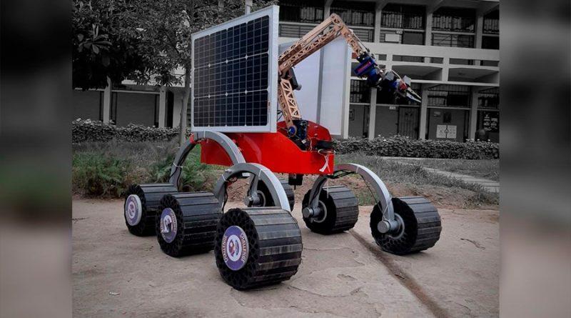 Pachacuteq, el rover peruano construido para explorar la Luna, Marte y más allá