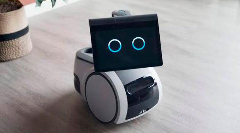 Amazon lanza Astro, el robot que patrulla las casas