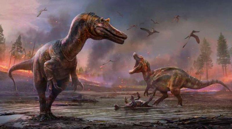 Nuevos depredadores del Cretácico con cabeza de cocodrilo