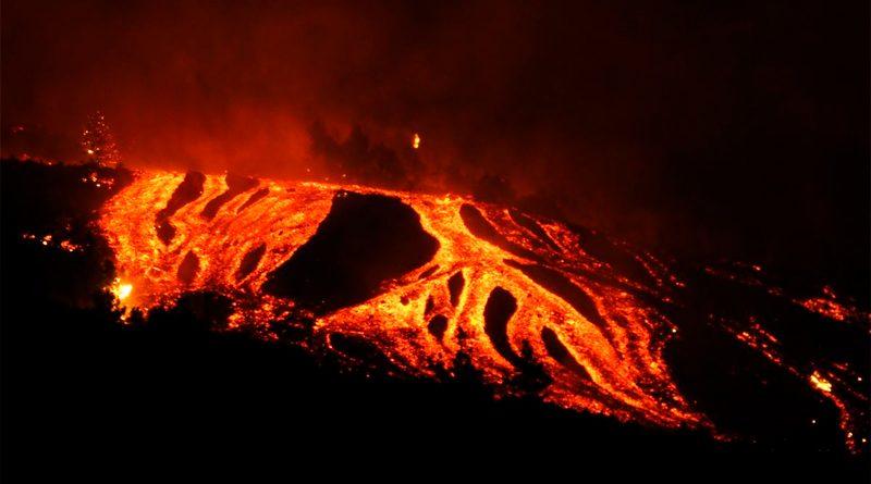 ¿Cómo afectan a la salud los gases que está emitiendo el volcán de La Palma?