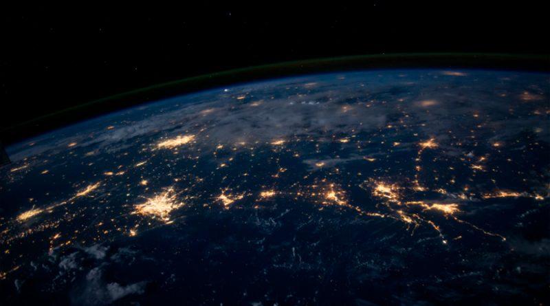 La Tierra se oscurece debido al cambio climático
