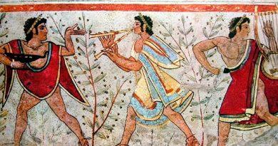 Descubren el origen de civilización etrusca mediante su genoma