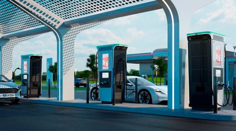 ABB lanza el cargador de coches eléctricos más rápido del mundo