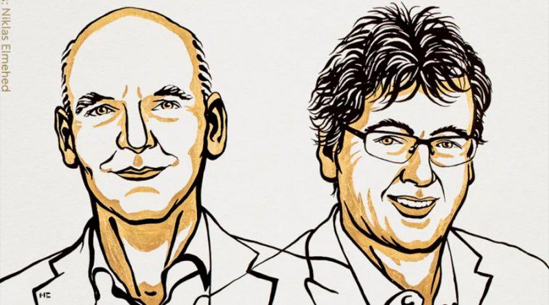 Dos científicos reciben Nobel de Química por avances en herramienta para crear moléculas