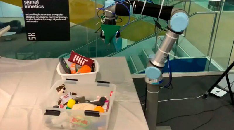 El MIT crea un robot capaz de encontrar los objetos perdidos en casa, y todos queremos uno