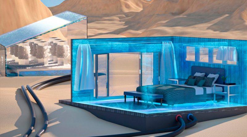 Un grupo de científicos desarrolla un sistema de aire acondicionado con luz solar y sales