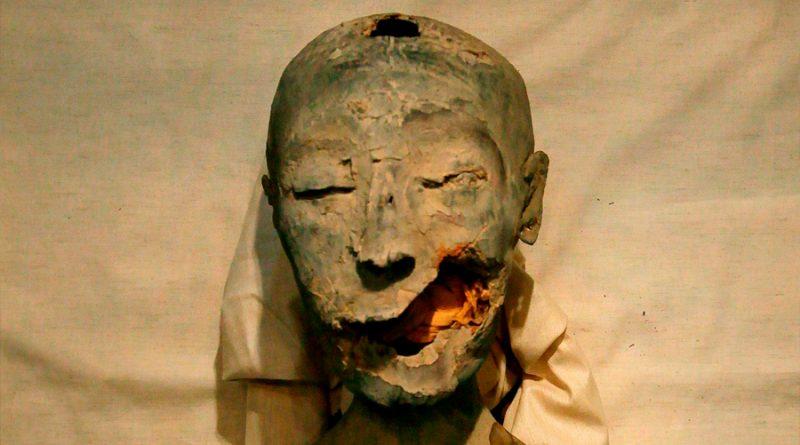 Reconstruyen rostros de las momias de Egipto con tecnología genética